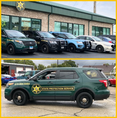 State Protect Vehicles